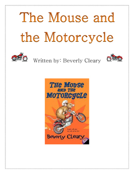 The Mouse and the Motorcycle Comprehension