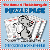 The Mouse and the Motorcycle Activities