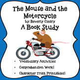 The Mouse and the Motorcycle Book Study