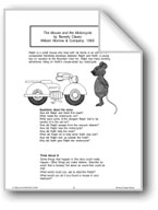 The Mouse and the Motorcycle (Chapter Book)