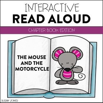 The Mouse and the Motorcycle - Interactive Read Aloud