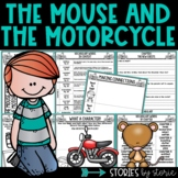 The Mouse and the Motorcycle   Printable and Digital