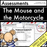 The Mouse and the Motorcycle: Tests, Quizzes, Assessments