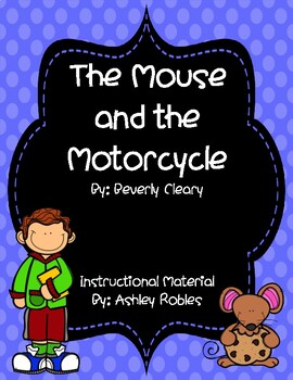 The Mouse and the Motorcycle Unit
