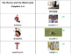 The Mouse and the Motorcycle Vocabulary Visuals (for ELLs) Ch. 1-2