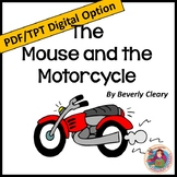 The Mouse and the Motorcycle, by Beverly Cleary: A PDF & T