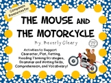 The Mouse and the Motorcycle by Beverly Cleary: A Complete Novel Study!