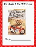 The Mouse & the Motorcycle Student Comprehension Guide