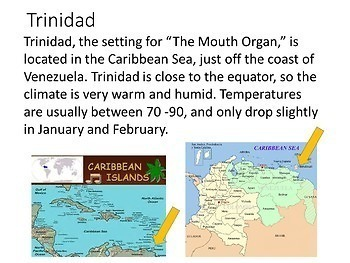 The Mouth Organ Short Story from Trinidad -  Christmas Around the World