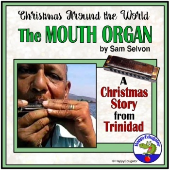 The Mouth Organ  - Christmas Around the World