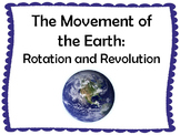 The Movement of the Earth PowerPoint Presentation