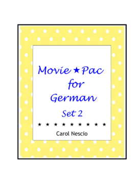 Movie * Pac For German Set 2