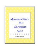 Movie * Pac For German Set 2