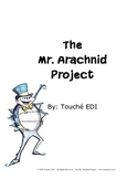 The Mr. Arachnid Project {Geography & Pen-Pal FUN!}
