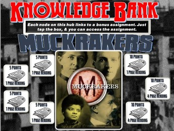 The Muckrackers Digital Knowledge Bank