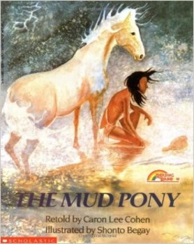 The Mud Pony Worksheets & Teaching Resources | Teachers Pay ...