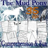 The Mud Pony * Native American Indian Literacy Comprehension Book Companion Unit