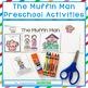 The Muffin Man Preschool Activities