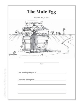 The Mule Egg (Leveled Readers' Theater, Grade 4)