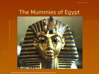 The Mummies of Egypt