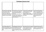 The Muppet Christmas Carol Comic Strip and Storyboard