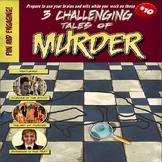 The Murder Mystery Bundle