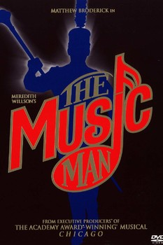 The Music Man (TV Movie 2003)- Quiz