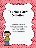 The Music Staff Collection