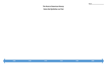 The Music of American History: Treasures that Symbolize our Past
