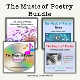 The Music of Poetry Bundle