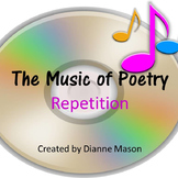The Music of Poetry Repetition