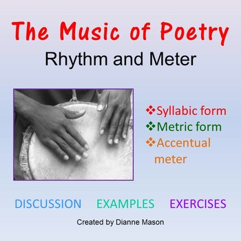 The Music of Poetry Rhythm and Meter