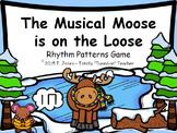 The Musical Moose is on the Loose: Adventure 1 {ta ti-ti}