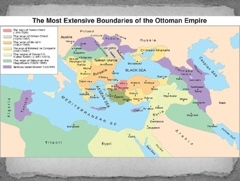 The Muslim Empire, East Asian World and Religions of the World Power Point