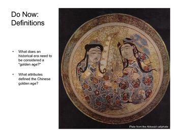 The Muslim Golden Age: Umayyads + Abbasids (Presentation)