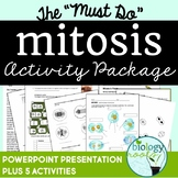 Cell Division Mitosis Mini Bundle