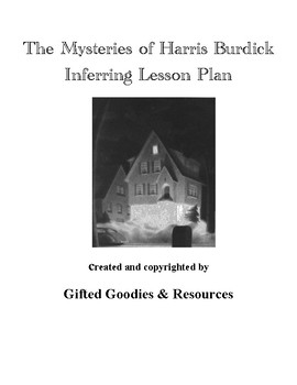 The Mysteries of Harris Burdick - Inferring Lesson