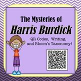 Harris Burdick:  QR Codes, Questioning, Writing Activity