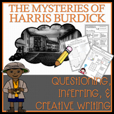 The Mysteries of Harris Burdick Reading and Creative Writing - Distance Learning