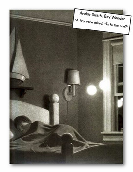 The Mysteries of Harris Burdick, by Van Allsburg Descriptive Writing Project