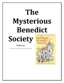 The Mysterious Benedict Society Novel Study Packet