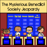 The Mysterious Benedict Society by Trenton Lee Stewart Jeopardy