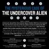 The Mysterious Case of the Undercover Alien - Digital Escape Room/Breakout Room