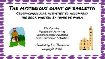 The Mysterious Giant of Barletta Mini Unit