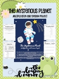 The Mysterious Planet - A Multiplication and Division Prob