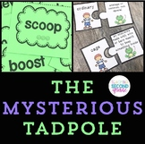 The Mysterious Tadpole Journeys