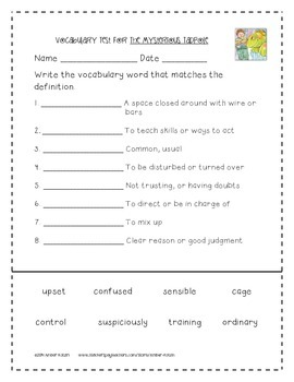 The Mysterious Tadpole Activities 2nd Grade Journeys Unit 6, Lesson 26
