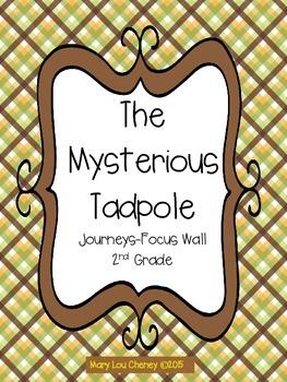 The Mysterious Tadpole Focus Wall