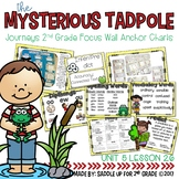 The Mysterious Tadpole Focus Wall Anchor Charts and Word W