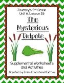 The Mysterious Tadpole, Journey's 2nd Grade, Unit 6 Lesson 26